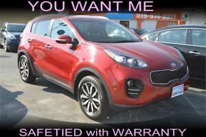 2017 Kia Sportage EX AWD, Buy for $80 a Week