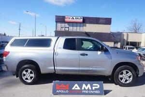 2012 Toyota Tundra SR5 with Topper 4x4 TRD Blutooth Ipod 4.6L