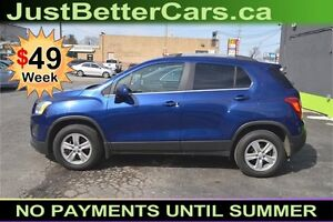 2013 Chevrolet Trax LT AWD -- only $49 a Week