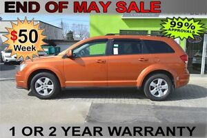 2011 Dodge Journey Canada Value Pkg, OWN for $45 Weekly
