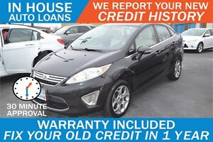 2011 Ford Fiesta SEL - SUNROOF - LEATHER
