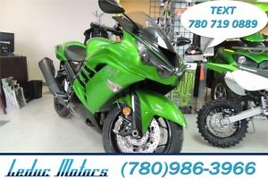 2017 Kawasaki Ninja ZX-14R ABS - 0% FINANCING AVAILABLE