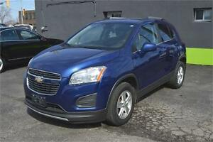 2013 Chevrolet Trax LT AWD -- $49 Weekly -- APPLY TODAY