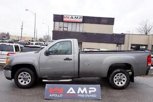 2009 GMC Sierra 1500 SLE 4.8L V8  RWD 8FT BOX
