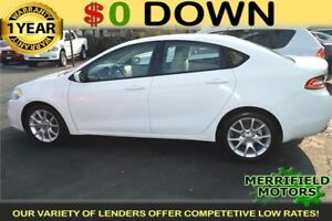 2013 Dodge Dart SXT - LOW PAYMENTS OF $50 a week