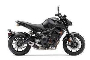 2018 Yamaha MT-09- Factory Order- Free Delivery in the GTA**