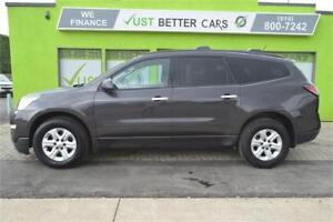 2014 Chevrolet Traverse LS FWD w/PDC, Drive for $68 per Week