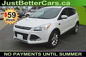 2014 Ford Escape SE, FACTORY NAV, ECOBOOST ENGINE, BACKUP CAMERA
