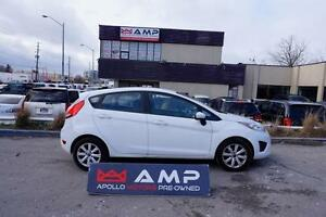 2012 Ford Fiesta Automatic Alloys SYNC Bluetooth Satellite Cert