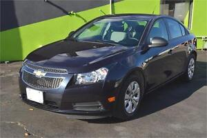 2014 Chevrolet Cruze LS - ONLY $47 a week - PRICE REDUCED