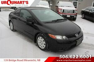 2008 Honda Civic Cpe DX-A