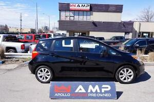 2014 Nissan Versa Note SL Navi Bluto Automatic Heated Seats Rim