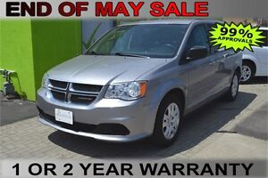 2014 Dodge Grand Caravan SXT, OWN for $55 Weekly, Let Us Finance