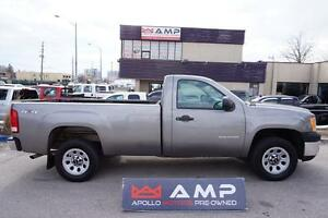 2013 GMC Sierra 1500 Regular Cab 8ft box  4x4 4.3 rare option