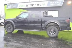 2012 Ford F-150 XLT SuperCrew 5.5-ft. Bed 4WD :::: $99 a week