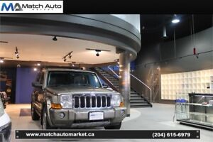 *Safetied* 2006 Jeep Commander Limited *Leather* *Sunroof*