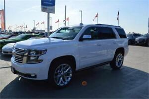 2018 Chevrolet Tahoe LTZ new fully loaded white