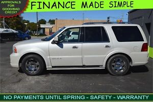 2006 Lincoln Navigator 4WD Luxury - SUNROOF, LEATHER, SEATS 7