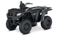 2018 SUZUKI 750 KINGQUAD FULLY LOADED SPECIAL EDITION MODEL Thunder Bay Ontario Preview