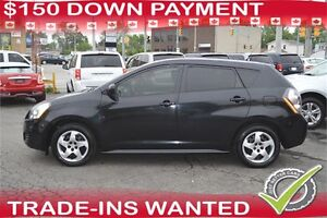 2010 Pontiac Vibe 1.8L - You Can Drive for $33 Weekly