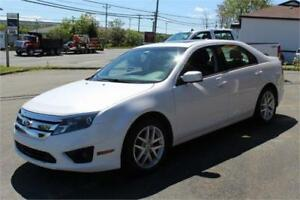 2012 FORD FUSION AWD SEL LOW KMS