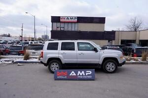 2013 Jeep Patriot North Fwd Automatic