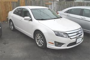 2010 Ford Fusion SEL :::: $34 a week :::: QUICK LOAN APPROVAL!