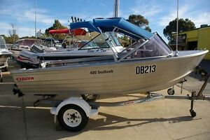 Stacer 420 Seahawk 2005 model Joondalup Joondalup Area Preview