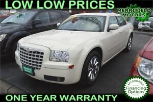 2007 Chrysler 300 Touring, 12 MONTH WARRANTY, Sunroof, Leather