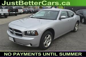 2010 Dodge Charger SE -- CD player and auxiliary iPod jack, air