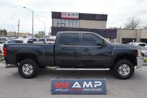 2010 Chevrolet Silverado 2500HD LTZ Leather Duramax 4x4 Diesel