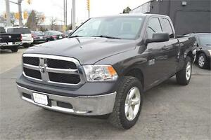 2014 Dodge RAM 1500 Tradesman Quad Cab 4WD -- $89 Weekly