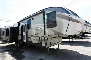 2016 COUGAR 5th Wheel Save Over $22,000!