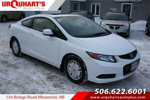 2012 Honda Civic Cpe EX! AUTOMATIC! SUNROOF!