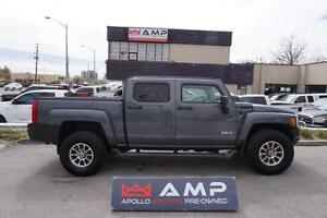 2009 HUMMER H3 H3T Sunroof Adventure Alloys Bed cover Certified