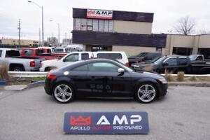 2012 Audi TTS 2.0T Auto Navigation Ready 1 owner.