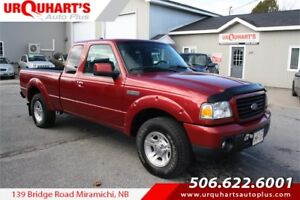 2008 Ford Ranger Sport! LOW KMS!!