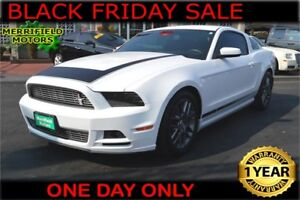 2014 Ford Mustang V6 Coupe - ONE YEAR WARRANTY INCLUDED