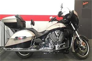 2014 Victory CROSS COUNTRY TOUR ABS