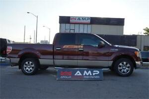 2009 Ford F-150 XLT 2WD LOW MILES ALLOYS CHROME