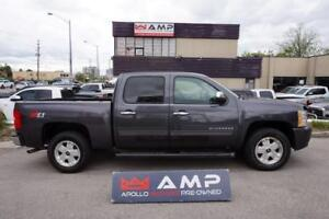 2011 Chevrolet Silverado 1500 LTZ 4x4 leather Z71
