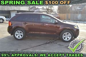 2012 Ford Edge SEL FWD -- $49 Weekly -- APPLY ONLINE/FINANCE