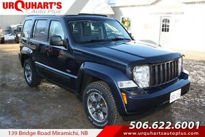2008 Jeep Liberty Sport North Edition 4X4!