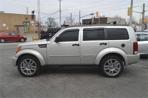 2009 Dodge Nitro SLT 4WD, HEATED SEATS, LOADED, 100% APPROVAL!