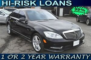 2012 Mercedes-Benz S-Class S 550, Sunroof, Leather, LOADED!