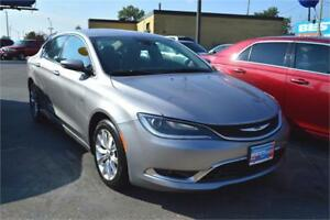 2015 Chrysler 200 C, Leather Seats, Sunroof, $70 a Week