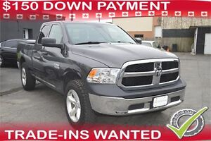 2014 Dodge RAM 1500 Tradesman Quad Cab 4WD, Drive for $78 weekly