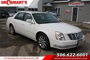2008 Cadillac DTS! FULLY LOADED! MINT!