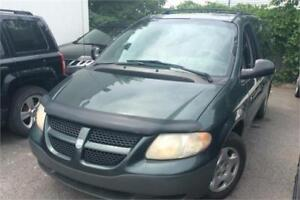 Dodge Caravan 2001 SE Wagon **ORIGINAL** 1625