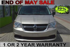2014 Dodge Grand Caravan SXT, STOW-N-GO
